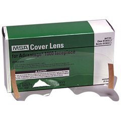 MSA454-456975 - MSAFull Facepiece Respirator Cover Lenses