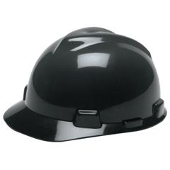 MSA454-492559 - MSAV-Gard Protective Caps And Hats, Fas-Trac Ratchet, Hat, Black