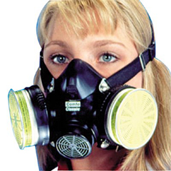 MSA454-808073 - MSAComfo Classic® Respirators