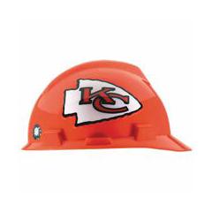 MSA454-818398 - MSAOfficially-Licensed NFL V-Gard® Helmets