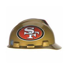 MSA454-818409 - MSAOfficially-Licensed NFL V-Gard® Helmets