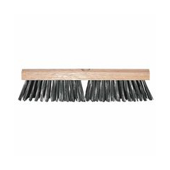 MGB455-412-S - Magnolia BrushCarbon Steel Wire Deck Brushes