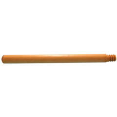 MGB455-B-60 - Magnolia BrushThreaded Handles, Hardwood; Metal, 60 In X 1 1/8 In Dia.