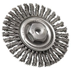 MAK458-743203-5A - MakitaTwist Wire Single Bead Wheel Brushes