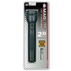 ORS459-ST2D016 - MAG-LiteLED D-Cell Flashlight, 2 D, Black