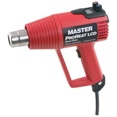 MTR467-PH-1400K - Master ApplianceProheat® LCD Dial-In Heat Gun Kits