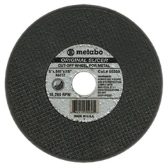 "MTA469-55344 - Metabo""ORIGINAL SLICER"" Cutting Wheels"