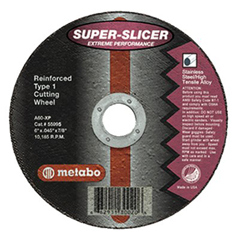 "MTA469-55994 - Metabo""SUPER-SPLICER"" Extreme Performance Cutting Wheels"