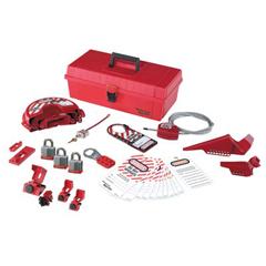 MST470-1457VE3KA - Master LockSafety Series™ Personal Lockout Kits