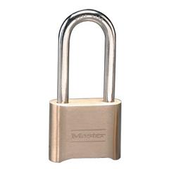 MST470-175LH - Master LockNo. 175 Combination Brass Padlocks