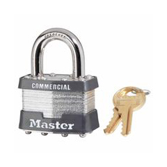 MLK470-1KA-0303 - Master LockLaminated Padlocks Keyed Alike Key Code 0303
