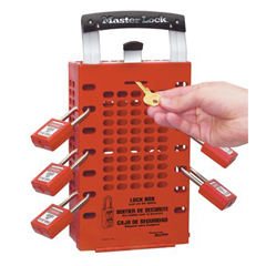 MST470-503RED - Master LockSafety Series™ Latch Tight™ Lock Boxes