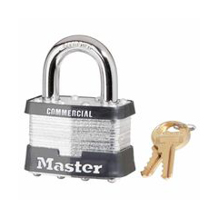 MLK470-5KA-0303 - Master LockLaminated Padlocks Keyed Alike Key Code 0303