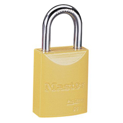 MST470-6835YLW - Master LockPro Series® High Visibility Aluminum Padlocks