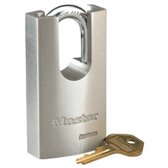 MST470-7045 - Master LockPro Series® High Security Padlocks-Solid Steel
