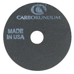 ORS481-05539509268 - CarborundumCut-Off Wheel, 3 In Dia, .035 In Thick, 60 Grit Aluminum Oxide
