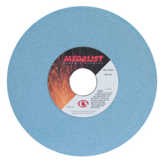 ORS481-05539527251 - CarborundumCarbo Medalist Toolroom Wheel, 46 Grit, Roughness Grade Medium