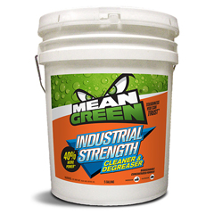 ORS483-106 - Mean GreenIndustrial Strength Cleaners & Degreasers