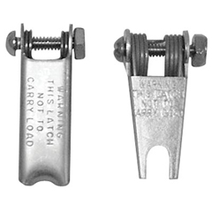 ORS490-4X406 - CM Columbus McKinnonReplacement Latches for Swivel, Rigging and Shank Hooks