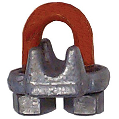 ORS490-M245 - CM Columbus McKinnonForged Wire Rope Clips