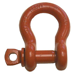 ORS490-M648A-P - CM Columbus McKinnonScrew Pin Anchor Shackles