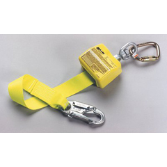 MLS493-832710FTYL - HoneywellRetractable Webbing Lanyards