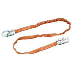 MLS493-T51116FTAF - HoneywellTitan Shock-Absorbing Lanyards