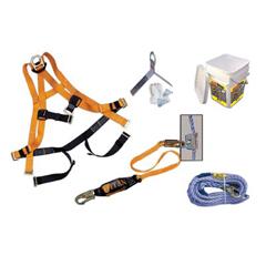 MLS493-BRFK5050FT - HoneywellTitan ReadyRoofer™ Fall Protection System