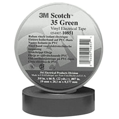 ORS500-00072 - 3M Electrical3M Electrical Scotch Vinyl Electrical Color Coding Tapes 35