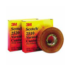 ORS500-04836 - 3M ElectricalScotch® Varnished Cambric Tapes 2520