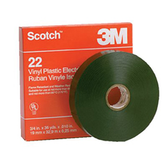 ORS500-054007-10034 - 3M ElectricalScotch® Heavy-Duty Vinyl Insulation Tapes 22