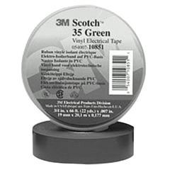 ORS500-10224 - 3M ElectricalScotch® Vinyl Electrical Color Coding Tapes 35