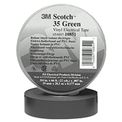 ORS500-10836 - 3M ElectricalScotch® Vinyl Electrical Color Coding Tapes 35