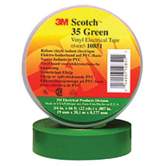 ORS500-10851 - 3M ElectricalScotch® Vinyl Electrical Color Coding Tapes 35