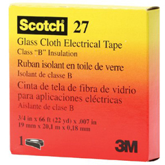 ORS500-15074 - 3M ElectricalScotch® Glass Cloth Electrical Tapes 27