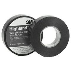 ORS500-16720 - 3M ElectricalHighland™ Vinyl Commercial Grade Electrical Tapes