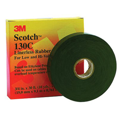 ORS500-41753 - 3M ElectricalScotch® Linerless Splicing Tapes 130C
