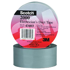 ORS500-43403 - 3M ElectricalScotch® Electricians Duct Tapes 2000
