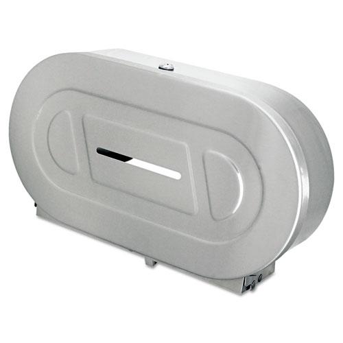 Bettymills Stainless Steel Two Roll Jumbo Toilet Tissue