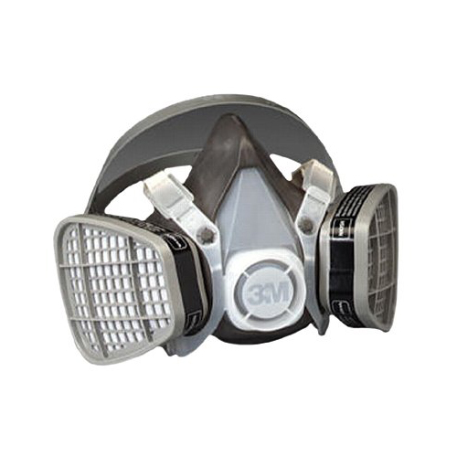 3m 5000 series half mask