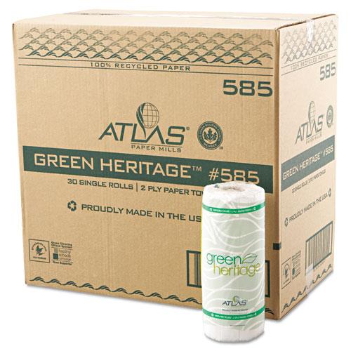 BettyMills: Green Heritage Kitchen Roll Towels