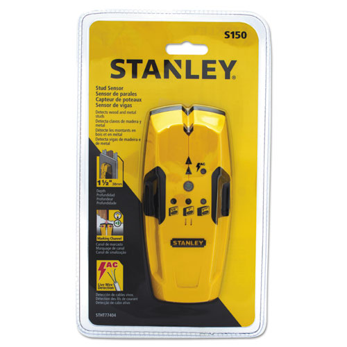how to use stanley stud finder stht77404