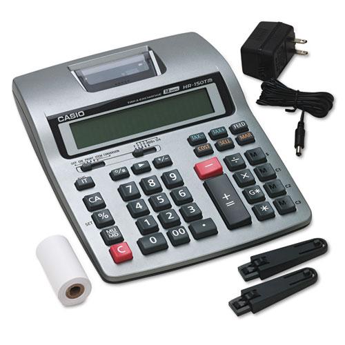 casio calculators how to get percent sing