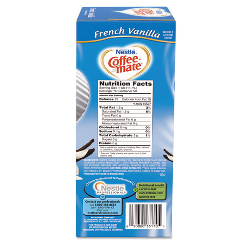 Nestle Coffee-mate® French Vanilla