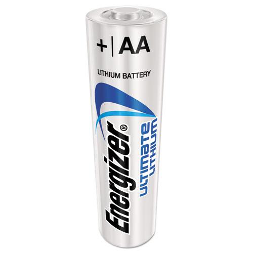 Ultimate Lithium Batteries AA 24 Pack