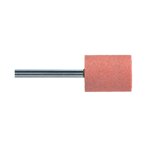 Grit 30 PFERD 34187 W220 Medium Aluminum Oxide Vitrified Mounted Point With 1//4 Shank