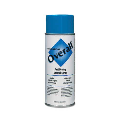 Overall® Economical Fast Drying Enamal Aerosols