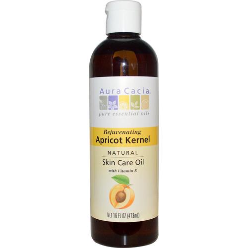 Apricot kernel oil skin care