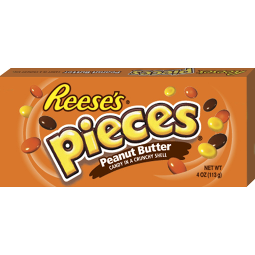 Image result for reese's pieces box