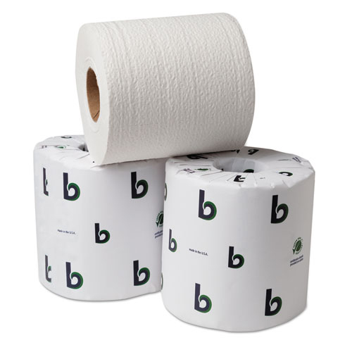 Bettymills green bathroom tissue boardwalk bwk20green Boardwalk 6145 bathroom tissue